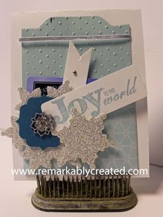 Video tutorial Gift Card Holders Created with the Envelope Punch Board