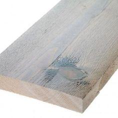 Meubelen maken van steigerhout.