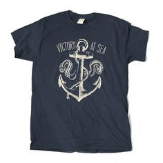 American Victory At Sea Tee American Victory Graphic Tee - 1