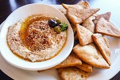 House made hummus at beautiful Mt Palomar Winery and Annata Bistro and Bar,Temecula. Even the pita chips are housemade #hummus #mountpalomarwinery