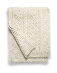 $995 Sofia Cashmere | Shop Throws | Campania Ivory