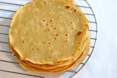 quinoa flour tortillas - must try these! egg free!
