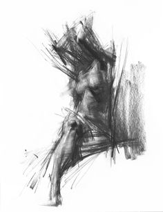 Buy Prints of Allegro no.81, a Charcoal on Paper by Zin Lim from United States. It portrays: Body, relevant to: realism, charcoal, crossover, drawing, expressionism, expressive, figure, hybrid, impressionism ALLEGRO series (2015-) 'Allegro' is a temporary life event, carnival. Rhythm, melody, tone, bit and motion with the most primitive medium, charcoal or monochromatic oil rush. Subtitle, (Spiccato) is a technique of violin playing which is similar to my way of holding tools and the ...