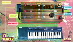 Making Musical Instruments, Music Gadgets, Open Source, Bending, Jukebox, Casio, Vintage Toys, Circuit, Nerd