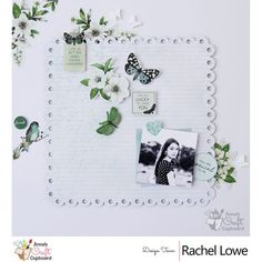 Kaisercraft Morning Dew layout Lucky To Have You by Rachel Lowe - Kaisercraft Morning Dew layout Lucky To Have You Hello everyone well today is my final share using Kaisercraft Morning Dew. Kids Scrapbook, Scrapbooking Layouts, Scrapbook Pages, Craft Cupboard, Cupboard Design, Anna Craft, Paper Art, Paper Crafts, Diy Crafts