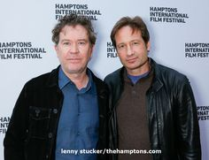 Louder Than Words stars Timothy Hutton +  David Duchovny at The Hamptons' International Film Festival! #hiff