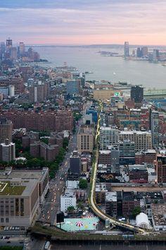 the high line #NYC