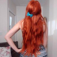 Women Hairstyles For Fine Hair .Women Hairstyles For Fine Hair Natural Red Hair, Long Red Hair, Shades Of Red Hair, Red Hair Color, Cool Hairstyles, Elegant Hairstyles, Drawing Hairstyles, Medium Hair Styles, Short Hair Styles