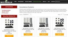 security camera systems Camera Surveillance System, Security Camera System, Home Security Systems, Cool Websites