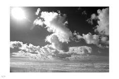 Big Sky III Photographic Print by Nigel Barker at Art.com