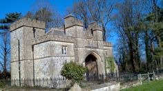Gate House at Sudley Castle Cheltenham