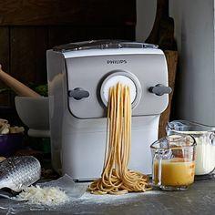 Philips Pasta Maker #williamssonoma