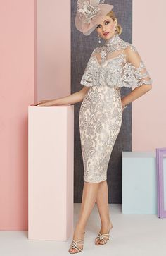 Veni Infantino 991328 Steel & Blossom Mother's Outfit - Sale price £826