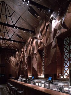 2010 Restaurant and Bar Design Awards | The Tote in India by Serie Architects