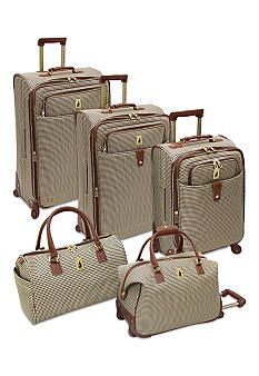 London Fog Luggage, Chelsea Lites 360° Spinner - Luggage ...