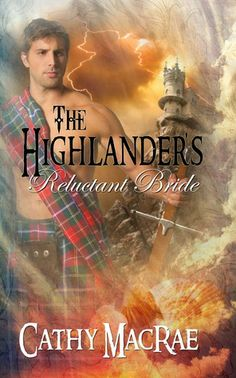 The Highlander's Reluctant Bride by Cathy MacRae: http://www.thereadingcafe.com/the-highlanders-reluctant-bride-by-cathy-macrae-review-interview-and-giveaway/