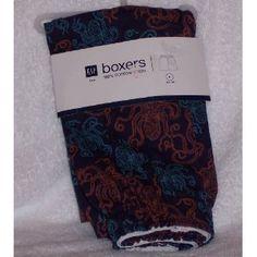 Gap Boxers Underwear Boxer 100% Cotton Octopus Motif (Apparel)  http://balanceddiet.me.uk/lushstuff.php?p=B005MQVNF8  B005MQVNF8