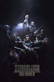 Kingsglaive - Final Fantasy XV (2016) - regarder film streaming gratuit - dpstream (1346179)