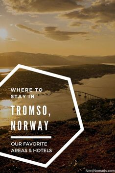 Do you dream of seeing the Northern Lights or the Midnight Sun? Then you should head to Norway and the city of Tromso - the capital of the Northern Lights. Here is the ultimate guide to the best areas and hotels in Tromso. Norway Roadtrip, Norway Travel Guide, Northern Lights Hotel, See The Northern Lights, Tromso, Norway Destinations, Norway Winter, Norway Hotel, Norway Nature