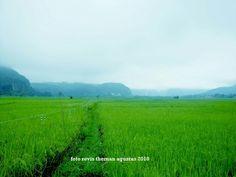 Sarilamak, Harau valley