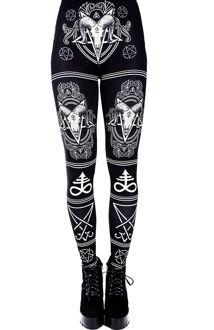 16b476470eed7 10 Best Gothic Leggings images | Gothic leggings, Leggings fashion ...