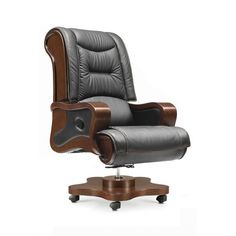 luxury office chairs leather. luxury leather executive office chair her-cha-fe1a1 - order furniture chairs h