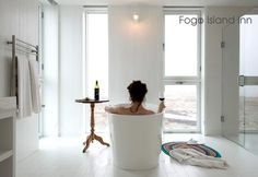 Projects   WETSTYLE Fogo Island Inn, 29 Rooms, Contemporary Bathtubs, Bathroom Furniture, Decoration, Bad, Architecture Design, Relax, Interior Design
