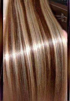 platinum blonde hair with lowlights - dark brown lowlights with platinum highlights