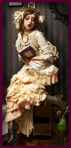 #SteamPUNK ☮k☮ #Divas #coupon code nicesup123 gets 25% off at  www.Provestra.com www.Skinception.com and www.leadingedgehealth.com
