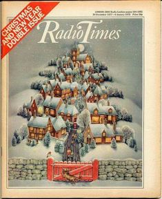 The Christmas and New Year Radio Times [When the only alternative was TV Times, the Radio Times won hands down]