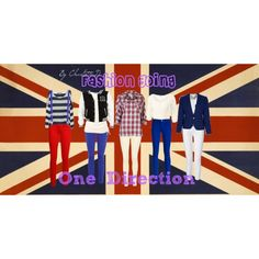 Fashion Going One Direction