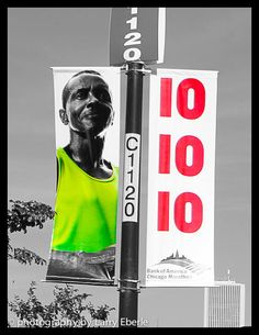 Chicago Marathon 2010  DID IT!!