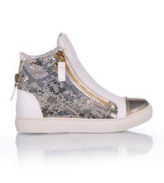 95c10e7638ac5 Sneakersy dziecięce poleca sklep z obuwiem styloweobcasy.pl Kliny,  Sneakers, Buty