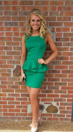 How To Find The Perfect Peplum For Your Body