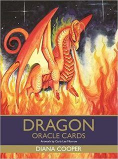 Dragon Oracle Cards: Diana Cooper, Carla Lee Morrow: 9781781809068: Amazon.com: Books