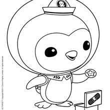 Coloring pages to print octonauts octonauts peso colouring pages page 2 coloring pages - Octonauts dessin anime ...