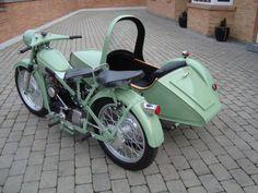 Nimbus with Sidecar