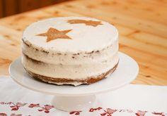 Winterliche Schokoladentorte mit Topfen und Zimt von Christina Bauer Winter Torte, Vanilla Cake, Desserts, Tv, Food, Cinnamon, Good Food, Dessert Ideas, Simple