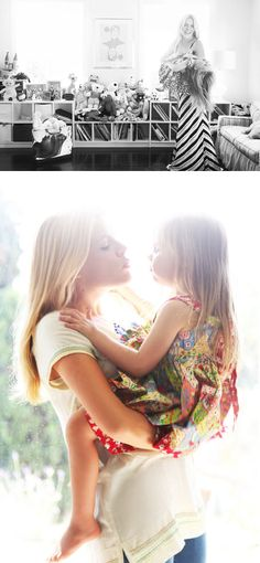 Busy Philipps  actress &  daughter, Birdie | Los Angeles