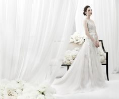 Fashion-forward but beautifully elegant, these gowns are full of special details