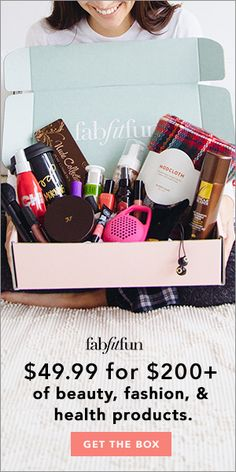 Subscription Boxes for Moms. FabfitFun subscriptions Box. Valentine's Day or Mother's Day Gift ideas. Unique Gift ideas for moms. A Cotton Kandi Life - Sharing my Sweet & Sticky Story of Motherhood