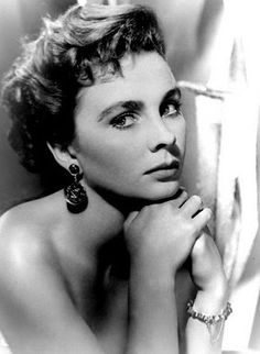 Jean Simmons. Growing up she was my very favorite actress.