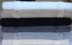 Look what I have bought from Hotel Luxury Collection: 'Paris Neutrals' Reversible Bath Rugs Paris Hotels, Bath Rugs, Neutral, Bathroom, Washroom, Full Bath, Bath, Bathrooms, Bathroom Rugs
