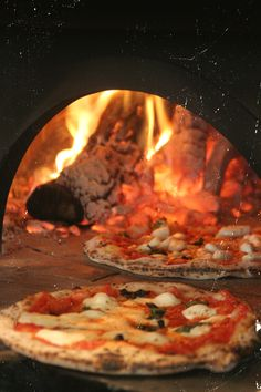 Pizza -wood fired