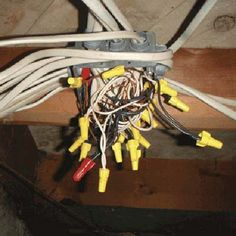 12 best electrical nightmares images home inspection safety trust rh pinterest com