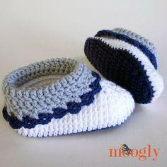 Loopy Love Children's Slippers By Tamara Kelly - Free Crochet Pattern - (Ravelry)