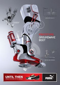 Campaign for PUMA football boots targeting young boys.Awarded Gold and Silver at Creative Circle Award 2010.