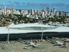 Aeroporto de Guararapes - Recife - PE - BR