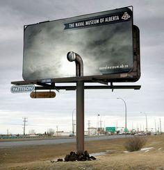 Plan D_ Soluciones creativas » Creatividad en publicidad exterior: vallas publicitarias.