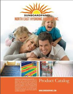 Radiant heating system New York - North East Hydronic Radiant Inc. : radiant floor heating installation, New Jersey, Connecticut, radiant panel, manufacturer sunboard radiant heat panel, hydronic radiant heat